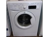 £140 Indesit 8KG Washing Machine – 6 Months Warranty