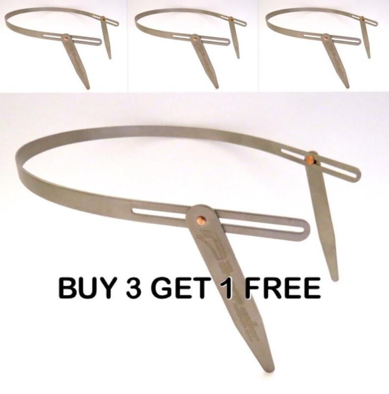 The Sharp Collar Set (4 units) - collar stays