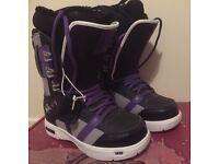 Cheryl Mass Snowboard boots