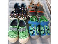 Clark's shoes size 6F & 6.5F