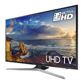 Ex display in new condition Samsung UE55MU6100 4K Ultra HD HDR Freeview HD Smart LED TV
