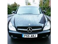 MERCEDES CLS 320 CDI COUPE