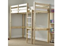 heavy duty bunk bed used but in good condition