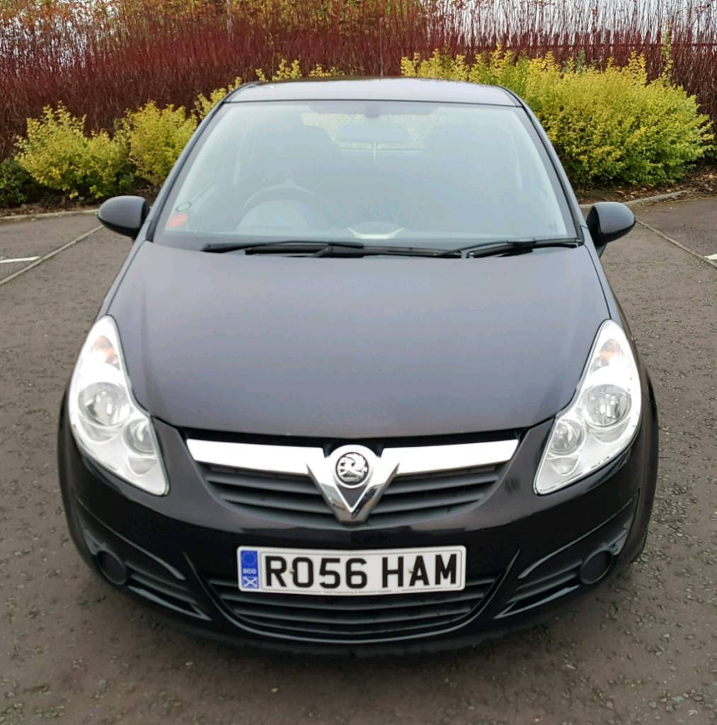Vauxhall Corsa 1.2 Life 3-door with low mileage