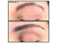 MODEL NEEDED FOR MICROBLALDING (SEMI PERMANENT EYEBROW MAKE UP) TRAINING
