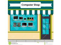 business for sale , small established computer shop based in rayleigh essex