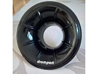 "20"" Black Megaport by Drumport"