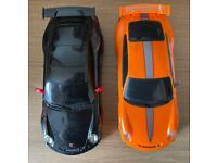 2 medium size cars