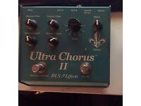 DLS Ultra Chorus 2 (Voted Best Chorus pedal)