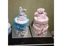 Nappy cakes for newborn gift