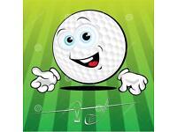 Wanted golf balls large amounts cash paid