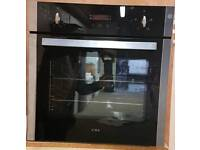 CDA INTEGRATED FAN ASSISTED OVEN **FREE LOCAL DELIVERY 3 MONTHS GUARANTEE**