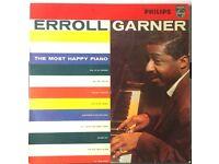 ERROLL GARNER The Most Happy Piano 12 inch VINYL