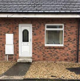 Modern 1 bed terraced house for rent in Kilmarnock
