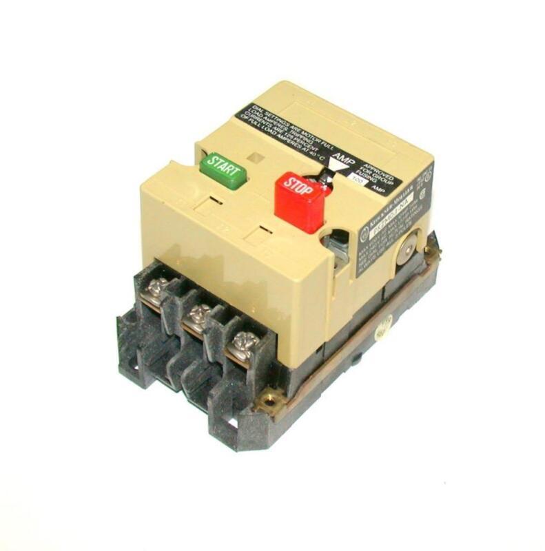 KLOCKNER MOELLER  -PKZM0-1-NA   MANUAL  MOTOR STARTER OVERLOAD  0.6-0.9