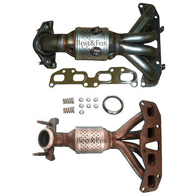 Manifold Catalytic Converter with full install kit for 02-06 Nissan Altima 2.5