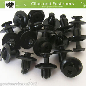 25-Pcs-Cowl-Panel-Clip-Luggage-Compartment-Retainer-Replaces-Toyota-90467-07146