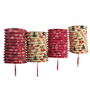 dotcomgiftshop-SET-5-RETRO-CHRISTMAS-PAPER-LANTERNS-HANGING-PARTY-DECORATION