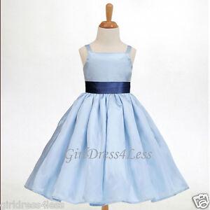 SKY-BLUE-SPAGHETTI-STRAPS-EASTER-FLOWER-GIRL-DRESS-12M-18M-24M-2-2T-4-6-8-10-12