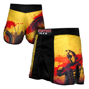 Assassin-Gear-MMA-BJJ-UFC-Muay-Thai-Shorts-SPARTAN