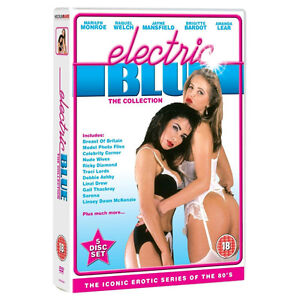 Electric Blue - The Collection (5 Disk) DVD NEW SEALED