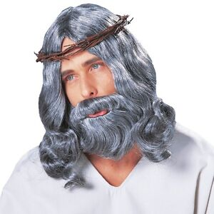 JESUS CROWN OF THORNS KING CROWN BIBLICAL HAT HEADPIECES RUBBER COSTUMES