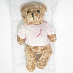 New-Avon-Breast-Cancer-Crusade-Stuffed-Plush-Teddy-Bear