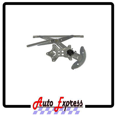 Toyota Corolla 98-02 Front Right Passenger Side Window Regulator Without Motor