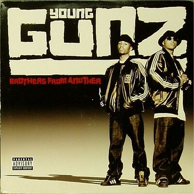 YOUNG GUNZ 'BROTHERS FROM ANOTHER' US IMPORT DOUBLE LP