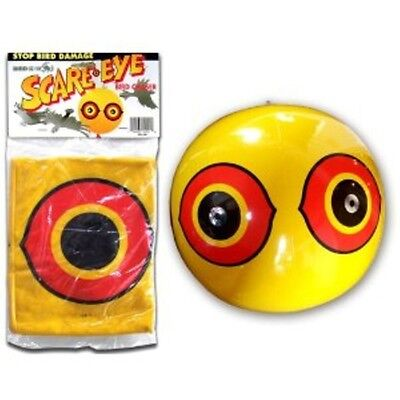 New! BIRD-X SCARE EYE BALLOON Humane Repellent ...
