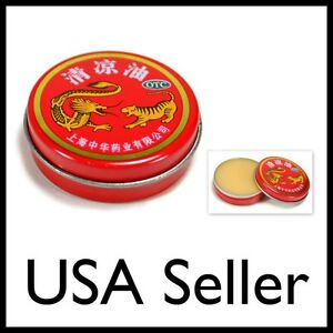 TIGER-BALM-3g-TIN-Ointment-Essential-Oil-Pain-Relief-Muscle-Rub-NEW-SEALED-Small