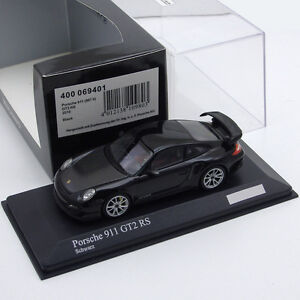 Minichamps 1/43 Porsche 911 GT2 RS (997 II) Black #400069401