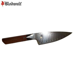 New Shun Bob Kramer Meiji 6 034 Chef Knife BB1107 SG2 Damascus BB 1107 Kochmesser | eBay