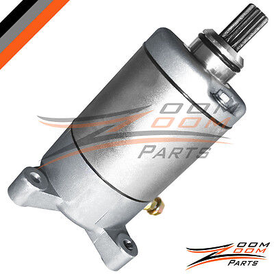 1997 - 2012 Polaris Scrambler 500 Starter Motor 2x4 4x4 Atv