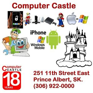 We repair all computer / laptop / cell phones / tablet repairs.