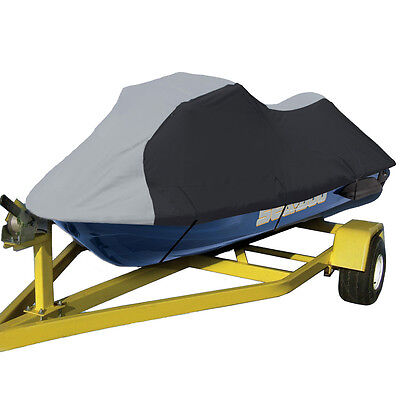 Polaris Slt 700 750 780 1994 1995 1996 1997 Jet Ski Trailerable Cover Black/grey