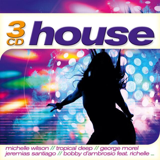 CD House von Various Artists 3CDs