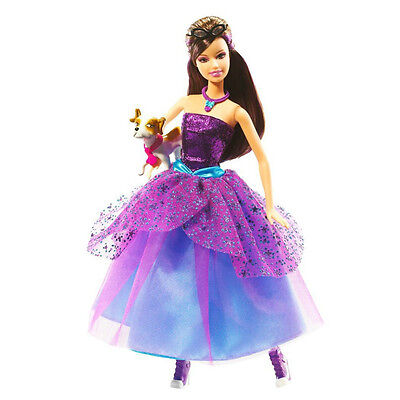 NIB Barbie Fashion Fairytale Marie Alecia Doll