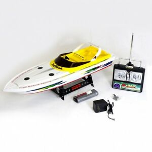 NEW! 30'' Twin Motor Electric BT901 Fast GiG Speed Racing BOAT RC Remote Control