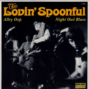 LOVIN-SPOONFUL-Alley-Oop-US-vinyl-7-RSD-Black-Friday-NEW-UNPLAYED