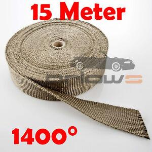 15 m tre ruban de protection thermique titane ventilateur for Ruban isolant thermique fenetre
