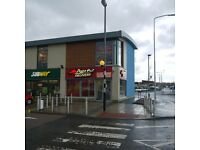Pizza Hut:Dunfermline Delivery drivers required.