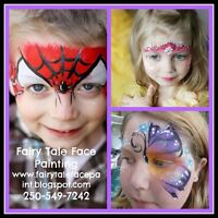 Fairy Tale Face Paint