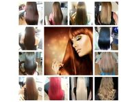 Mega Offer Microrings Hair Extensions pre bonded sew in weave tape in extensions from £99 eyelashes
