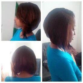 Afro Caribbean & European Hairdresser