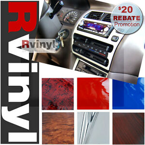 Dash Kit Decal Auto Interior Trim For Toyota Corolla 1994 1997 Ebay