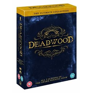 Deadwood Season 1/2/3 Complete Collection Series DVD Boxset Dead Wood Boxset R4