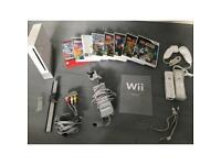 Nintendo Wii + Bundle + balance board