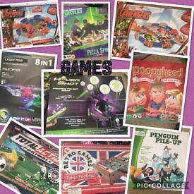 9 childrens games