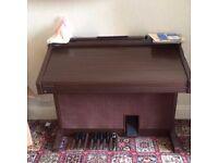 Technics electronic organ; Model GN6; Essex